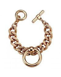 Mawi   Metallic Bondage Chain Bracelet With Nipple Rings   Lyst