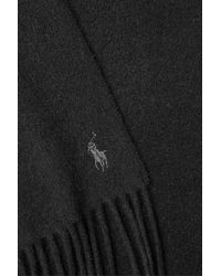 Polo Ralph Lauren - Multicolor Scarf With Cashmere And Wool - Lyst