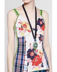 Marni - Multicolor Embellished Necklace - Lyst
