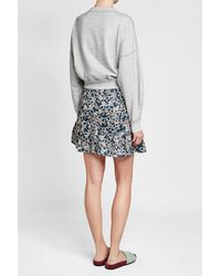 Étoile Isabel Marant - Multicolor Odilon Cotton Sweatshirt - Lyst