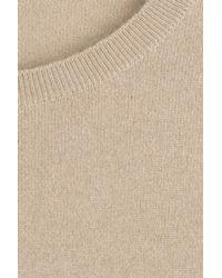 Agnona - Multicolor Oversized Cashmere Pullover - Lyst