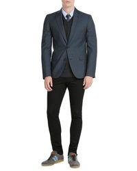 HUGO | Multicolor Woven Silk Tie for Men | Lyst