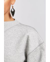 Alexis Bittar | Multicolor Animal Print Lucite Earrings | Lyst