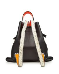 KENZO - Multicolor Leather Backpack - Lyst