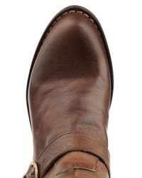 Fiorentini + Baker - Brown Leather Ankle Boots - Lyst