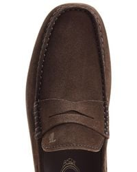 Tod's | Multicolor Suede Loafers for Men | Lyst