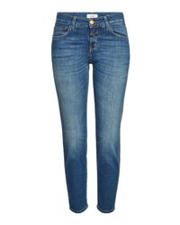 Closed Blue Baker Skinny Jeans