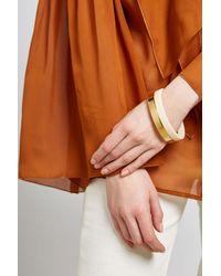 Marni - Metallic Bangle Bracelet - Lyst