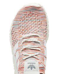 Adidas Originals Multicolor Atric F/22 Primeknit Sneakers for men