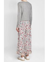 Closed - Multicolor Pullover With Wool And Cashmere - Lyst