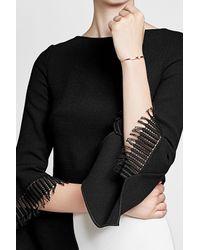 Diane Kordas | Multicolor Explosion 18kt Rose Gold Bracelet With White Diamonds | Lyst