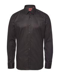 HUGO - Multicolor Elisha Cotton Shirt for Men - Lyst