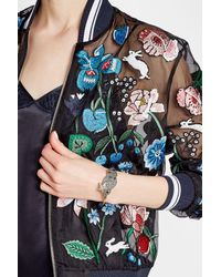 Marc Jacobs - Metallic Embellished Bracelet - Lyst