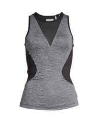 Adidas By Stella McCartney - Multicolor Training Check Tank Top - Lyst