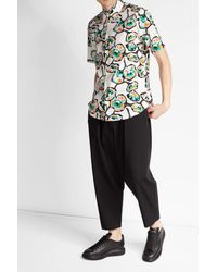 Marni | Multicolor Printed Cotton Shirt for Men | Lyst