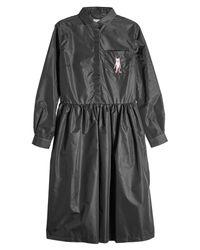 Shrimps Black Shirt Dress