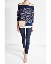 Valextra - Multicolor Twist Leather Shoulder Bag - Lyst