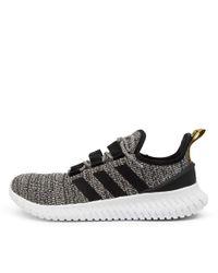 Adidas Kaptir Ad Grey Black Whit Sneakers for men
