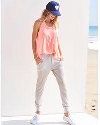 Sundry Multicolor Sun Shine Tapered Sweatpants