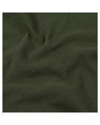 Sunspel Green Men's Cotton Riviera Polo Shirt In Dark Olive for men