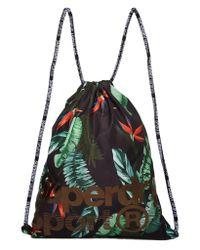 Superdry - Multicolor Drawstring Sports Bag - Lyst