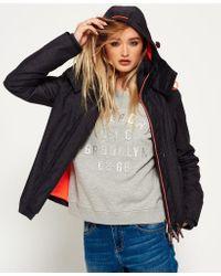 Superdry Multicolor Pop Zip Hooded Arctic Sd-windcheater Jacket