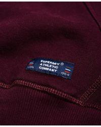 Superdry Multicolor Real Tokyo Hoodie for men