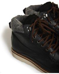 Superdry - Black Mountain Range Boots for Men - Lyst
