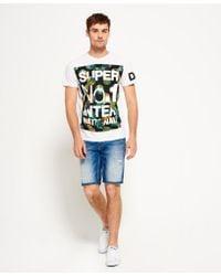 Superdry Multicolor International Boxed T-shirt for men