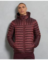 Superdry White Core Down Jacket for men