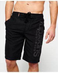 Superdry | Red Boardshorts for Men | Lyst