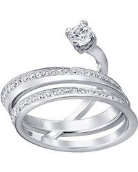 Swarovski Metallic Fresh Ring