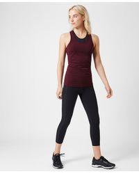 Sweaty Betty Multicolor Athlete Seamless Workout Tank