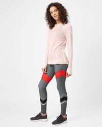 Sweaty Betty Multicolor Thermodynamic Run Leggings