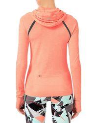 Sweaty Betty - Pink Elite Seamless Run Top - Lyst