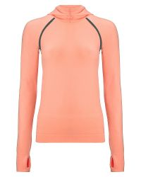 Sweaty Betty | Pink Elite Seamless Run Top | Lyst