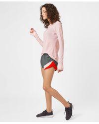 Sweaty Betty Multicolor Interval Run Shorts