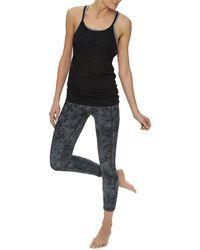Sweaty Betty Black Balasana Yoga Tank
