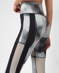 Sweaty Betty Multicolor Urdhva Reversible Yoga Leggings