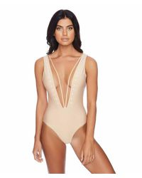 Reef - Natural Kaleidoscope One Piece - Lyst