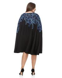 Tadashi Shoji Black Kariya Dress - Plus Size