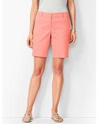 Talbots Pink Perfect Shorts