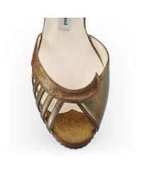 Terry De Havilland - Multicolor Margaux Texture Bronze - Lyst