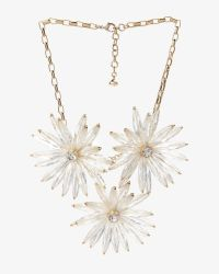 Ted Baker - Multicolor Starburst Flower Necklace - Lyst