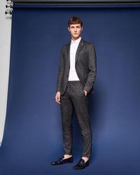 Ted Baker - Multicolor Semi Plain Pants for Men - Lyst