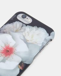 Ted Baker - Black Chelsea Grey Iphone 6/6s/7 Case - Lyst
