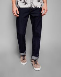 Ted Baker - Blue Original Fit Jeans for Men - Lyst