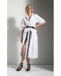 Temperley London - Black Bowery Belt - Lyst