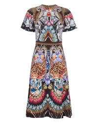Temperley London Black Pipe Dream Dress
