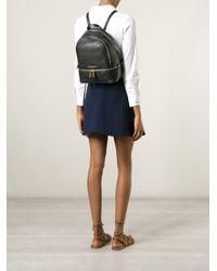 MICHAEL Michael Kors Multicolor Rhea Zip Backpack